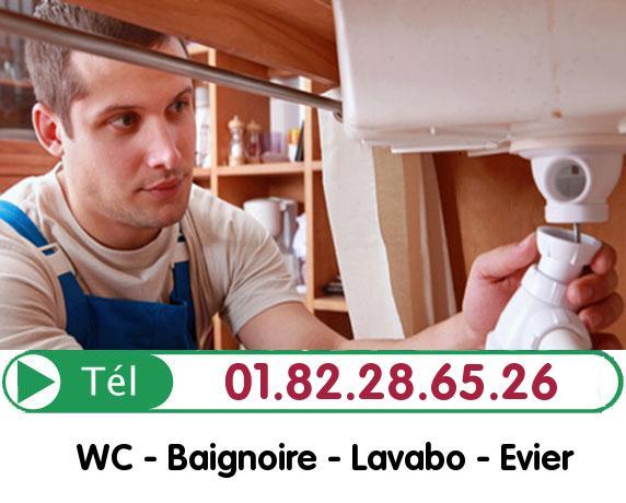 Evacuation Bouchée La Queue en Brie 94510