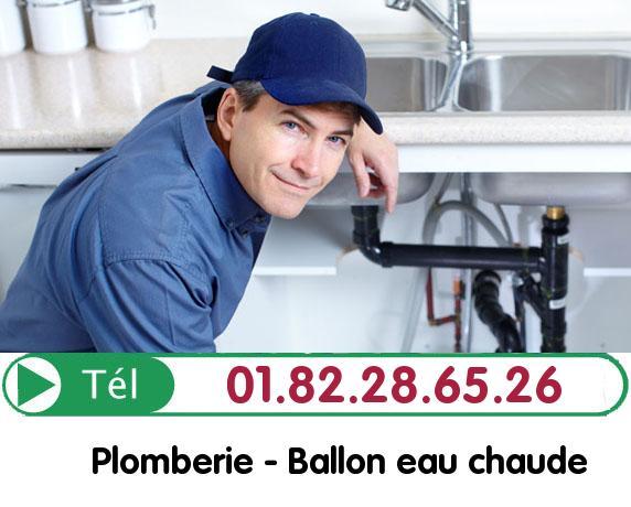 Evacuation Bouchée Le Plessis Bouchard 95130