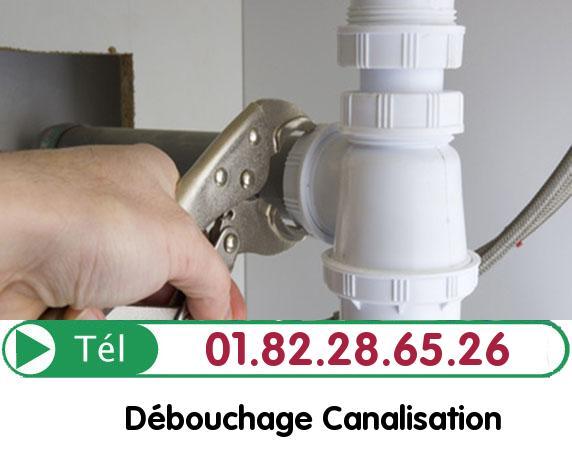 Evacuation Bouchée Montrouge 92120