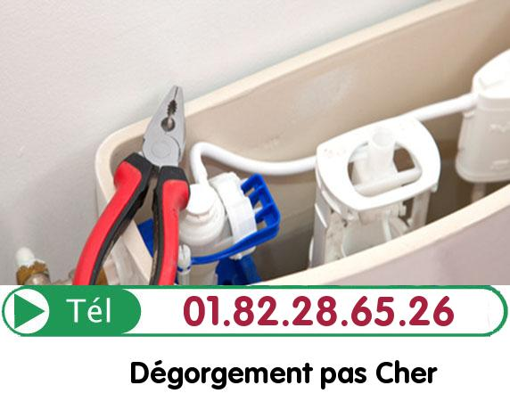 Evacuation Bouchée Morigny Champigny 91150