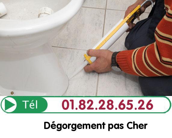 Evacuation Bouchée Paris 17