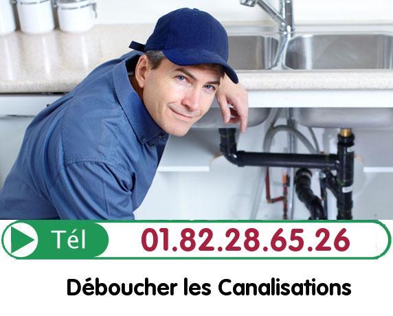 Evacuation Bouchée Sceaux 92330