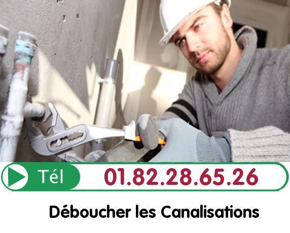Evacuation Bouchée Voisins le Bretonneux 78960